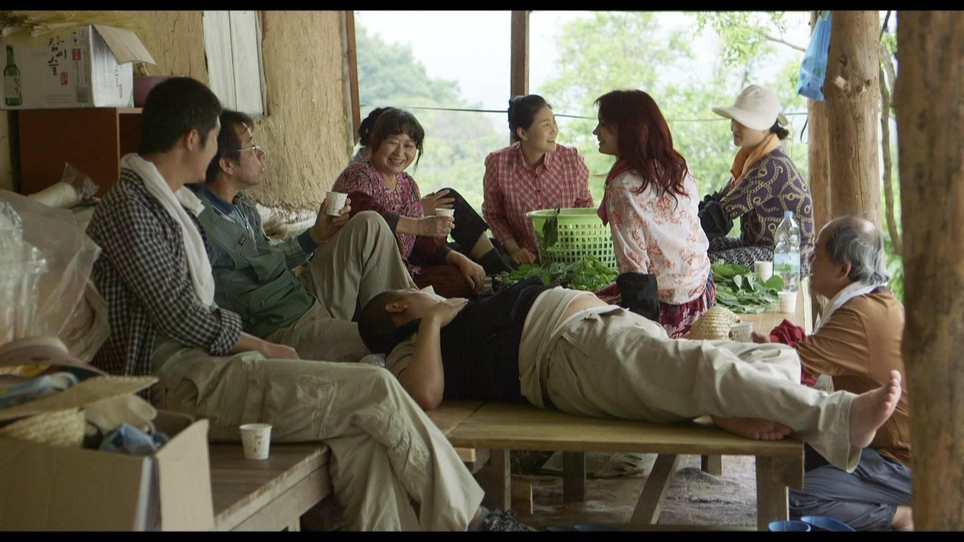 Upcoming Korean Movie Quot Mulberry 2014 Quot Hancinema The
